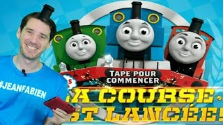 JEUX TRAIN : Thomas La course est lancée ! (MOBILE ANDROID IPHONE)