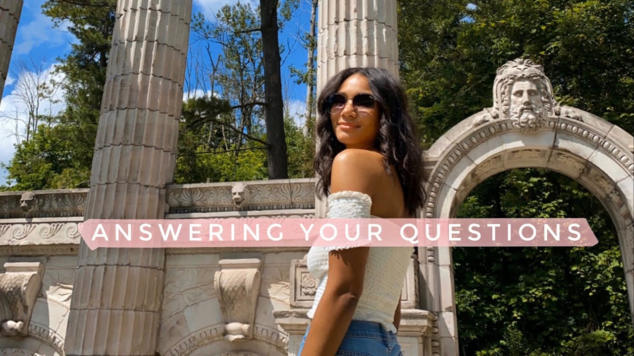 Q&A: ANSWERING YOUR QUESTIONS IN THE PARK | Greta Onieogou