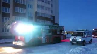 Взрыв газа в омской многоэтажке