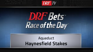 DRFBets Sunday Race of the Day - Haynesfield Stakes 2019