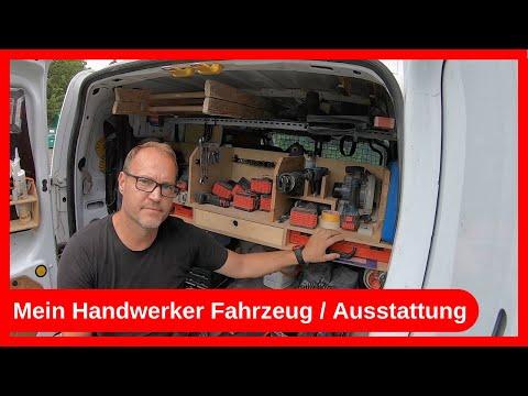 trockenbau---handwerker-fahrzeug-ausstattung-und-einrichtung-selbst-gebaut-/-dachausbau-diy-drywall
