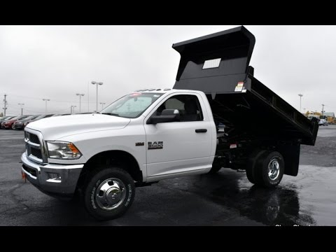 2017 Ram 3500 Dump Truck For Sale Dayton Troy Piqua Sidney Ohio