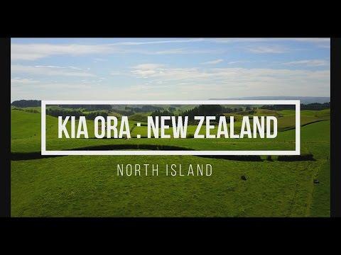 Kia Ora | New Zealand Road Trip | Travel | March 2017