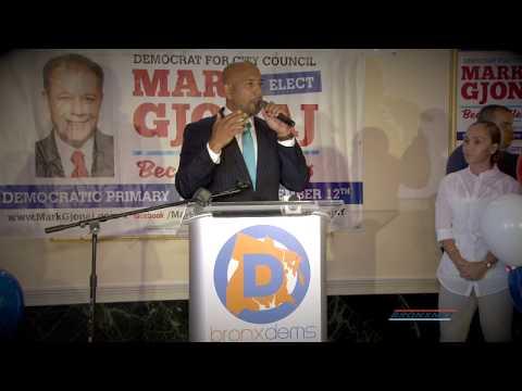 Borough President Ruben Diaz Jr: Primary Night