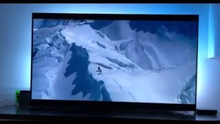 My 4K HDR OLED TV (Philips 55OLED803) - Picture Quality in 4K, HD, HDR & SD (OLED 803 & 903)