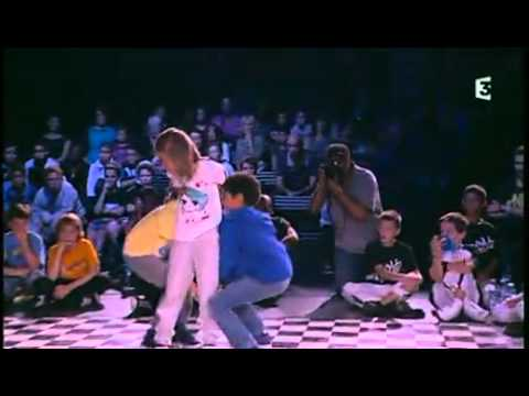 Biennale de la danse 2012 - Battle   (la finale)