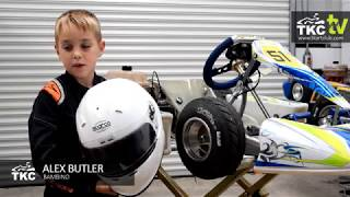 Meet TKC's Junior Drivers - Alex Butler