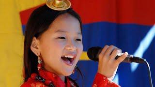 Tibetan song  Phayul Dren Lu   Tenzin Kunsel