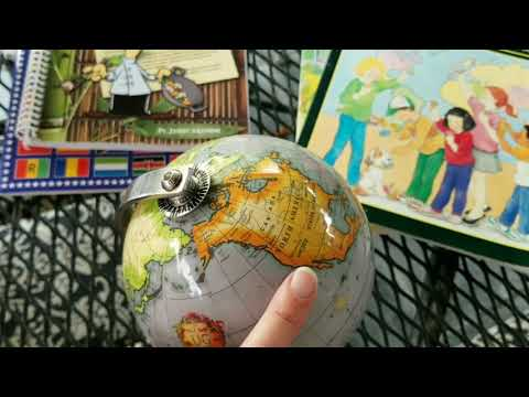 Geography Curriculum Review - Passport To The World, Trail Guide To Learning
