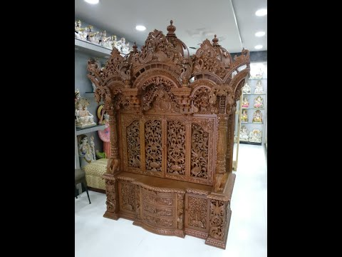 Exclusive Large Home Temple in Wood