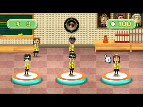 Wii Music - Pitch Perfect