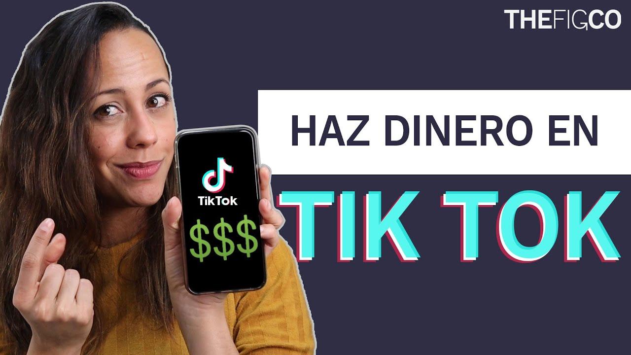 Como Ganar Dinero En Tik Tok 2020 Youtube