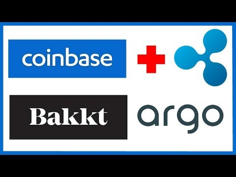 Coinbase Considers Adding New Coins including XRP! - Bakkt Exchange - Argo Mining Crypto IPO on LSE
