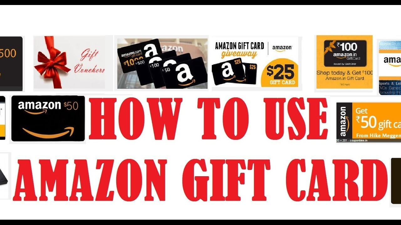 what is amazon gift card used for how to use amazon gift card how to shop at amazon using 5685