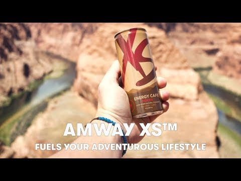 Amway XS Energy Drink & Sports Nutrition Fuels Your Workouts & Adventurous Lifestyle | Amway