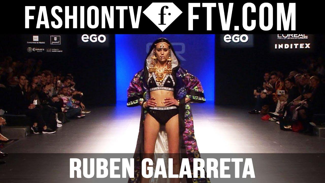 3891624f124415 Ruben Galarreta at Madrid Fashion Week F W 16-17