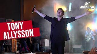 Sustenta o fogo - Tony Allyson | Halleluya 2019