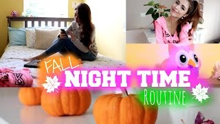 One of Chelsi Madonna's most viewed videos: Fall Night Time Routine!!