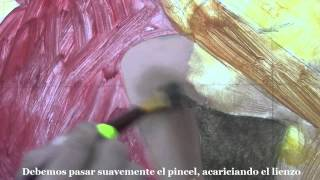 Esfumado en la pintura al óleo