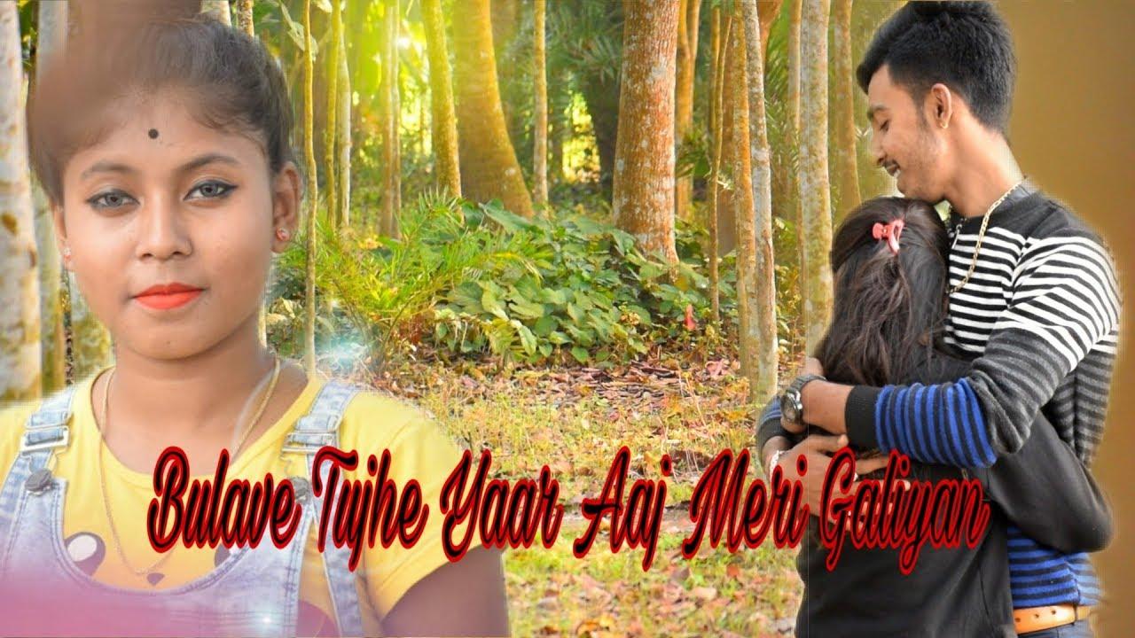 Bulave Tujhe Aaj Meri Galiyan Lyrics - Lyricswoop