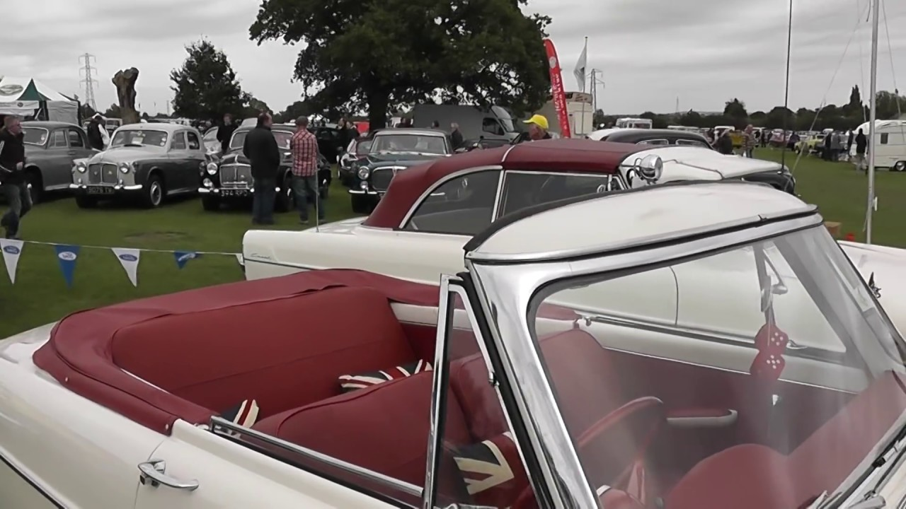 MK11 FORD ZEPHYR CONSUL ZODIAC OWNERS CLUB Battlesbridge Classic Car ...