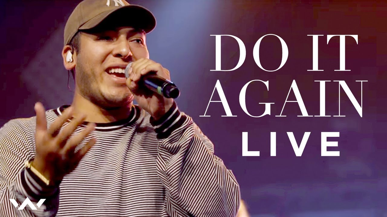 Do It Again | Live from There Is A Cloud Fall Tour | Elevation Worship