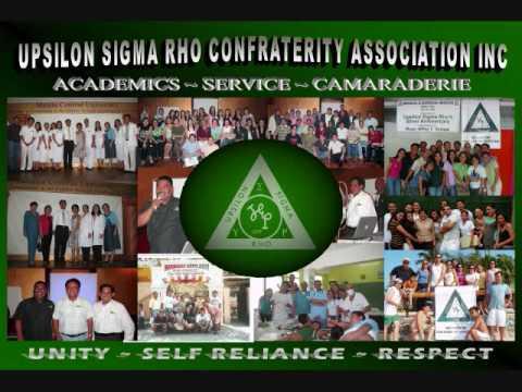 Upsilon Sigma Rho Confraternity Association, Inc. Audio Visual Presentation 2009