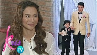 Kris TV: Jennylyn talks about Patrick
