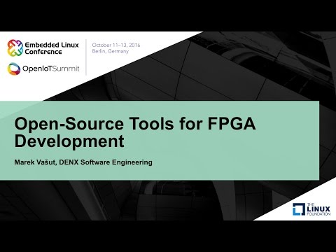 Open-Source Tools for FPGA Development