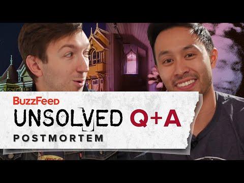 BuzzFeed Unsolved - Supernatural - Q+A : Season 5