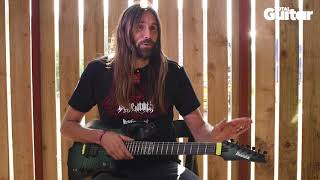 Me And My Guitar: Tesseract's James Monteith / Custom Ibanez RGD Seven-String