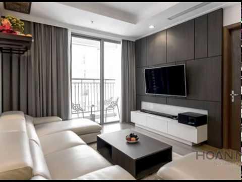 Mẫu căn hộ chung cư đẹp, cao cấp tòa Park 6 Times City Park Hill | Thiết kế nhà đẹp