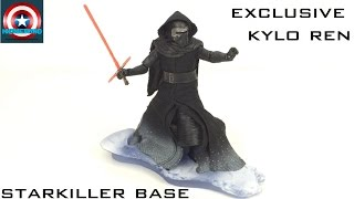 Star Wars The Black Series 6 Inch Exclusive Kylo Ren (Starkiller Base)