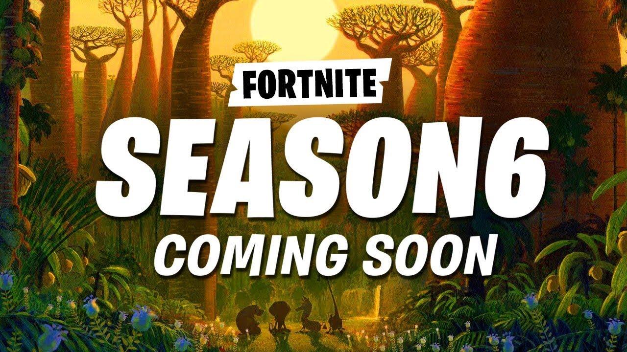 Fortnite Season 6 Rumors 7 Fortnite Season 6 News Rumors Youtube