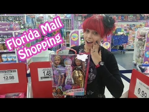 Toy Hunting at The Florida Mall - Disney Store - ThinkGeek - Toys R Us