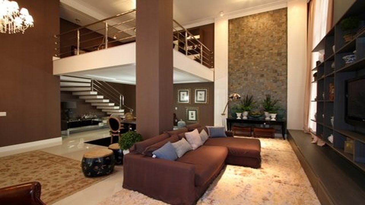 On Style Today 2020 07 08 Cool Double Height Living Room Interior Here