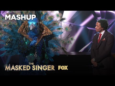 It's Go Time - Who Is That? | Season 1 | THE MASKED SINGER Mp3