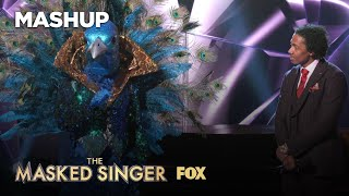 It's Go Time - Who Is That? | Season 1 | THE MASKED SINGER