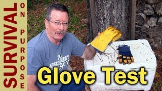 Best Work Gloves Ever? - Wells Lamont HydraHyde Water Resistant Gloves
