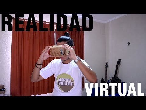 Realidad Virtual BARATA:O   Dive 6 Durovis   Android Evolution