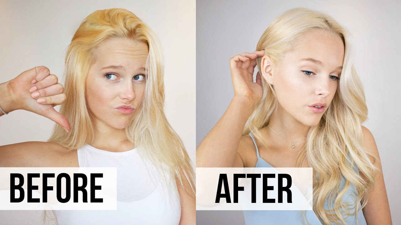 How To Fix Bry Hair At Home Toner