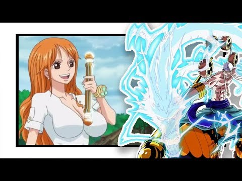 NAMI PLUS FORTE QU'ENERU? - Chapitre Critique Analyse - REVIEW ONE PIECE 875