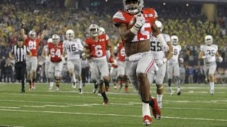 Ohio State vs Oregon National Championship Game Highlights