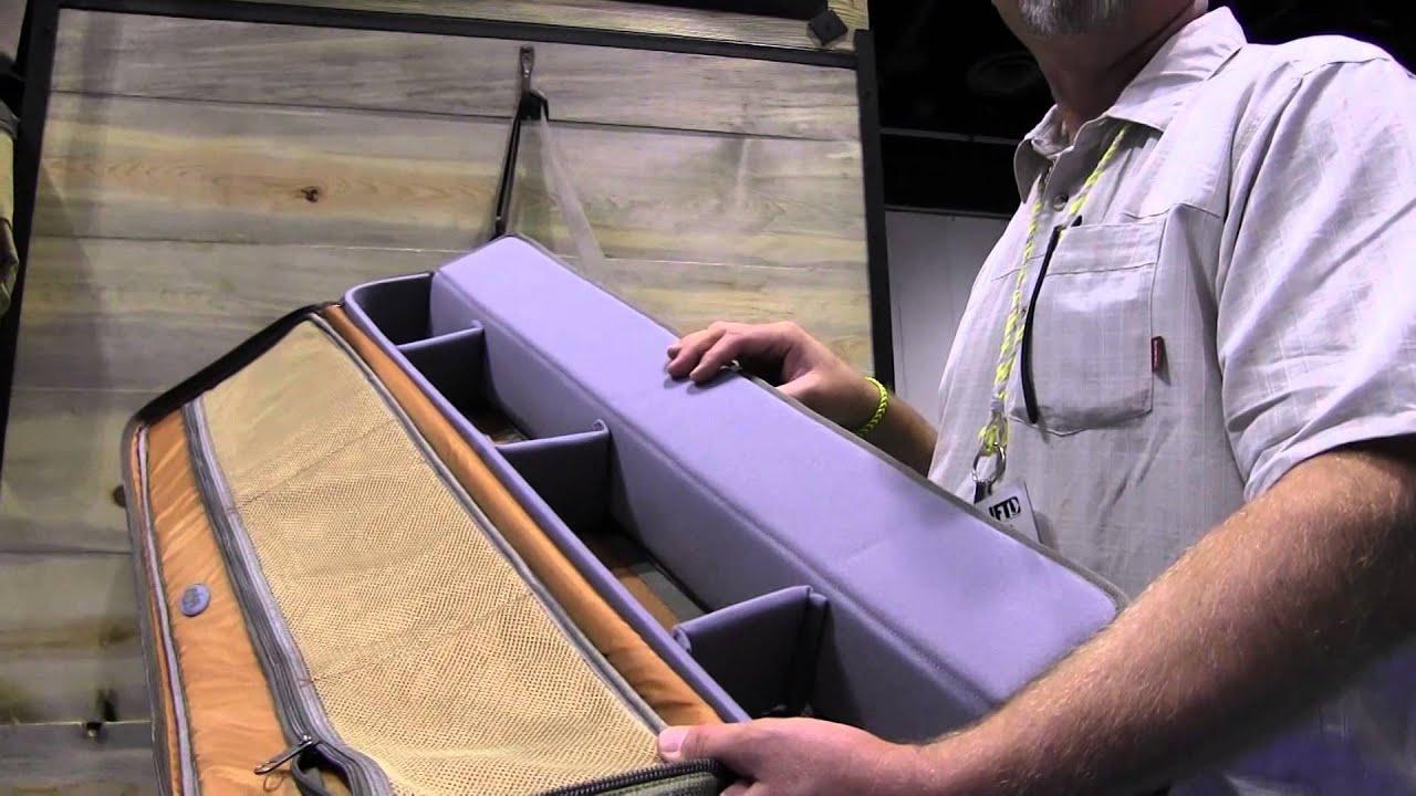 Granite Fishpond Fly Fishing Dakota Carry-On Rod /& Reel Case