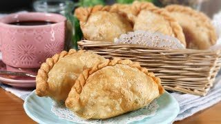 Chicken Curry Puffs ❤️ 馬鈴薯雞肉咖哩角 | ASMR Cooking ????