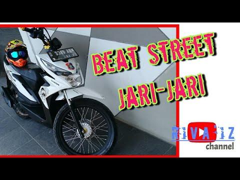 Modifikasi Beat Street Jari Jari Youtube