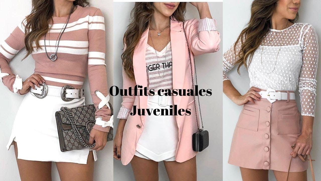 [VIDEO] - ?Moda 2019/2020 Outfits Juveniles para mujeres de 25 años 7