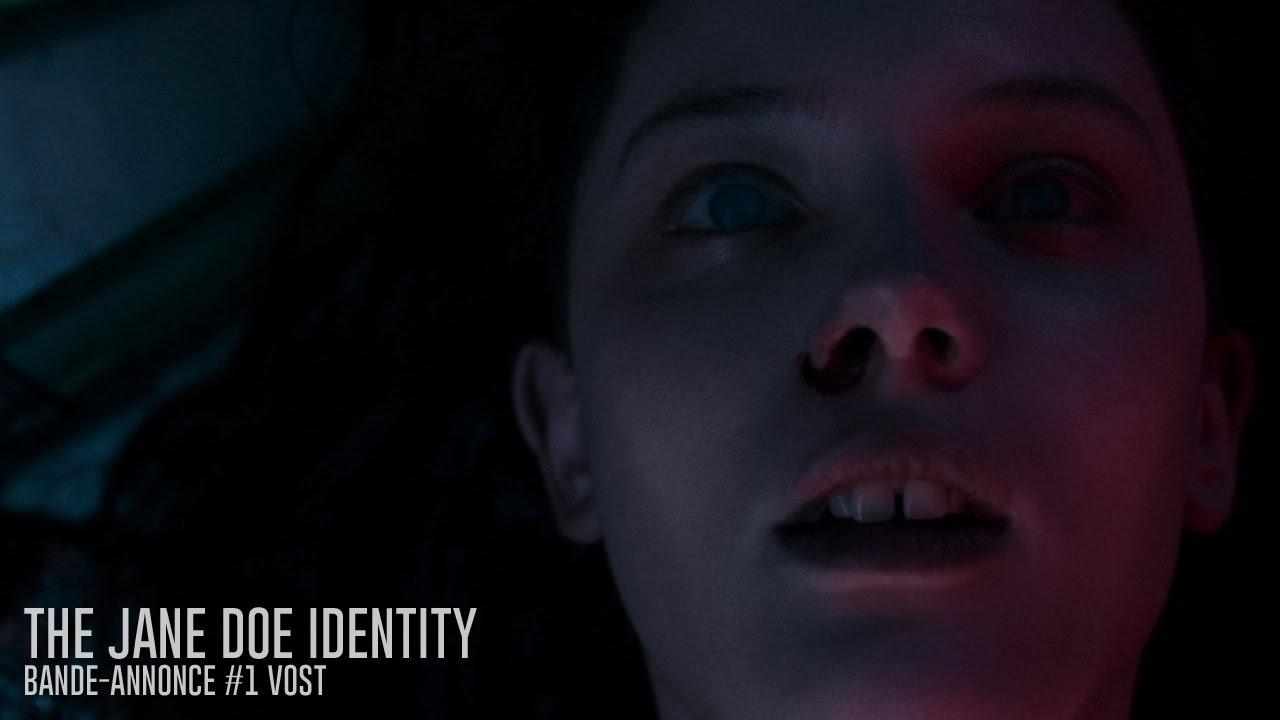THE JANE DOE IDENTITY - Bande annonce VOST - au cinéma le 31 mai