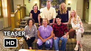 "Roseanne (ABC) ""Times Change. She Doesn't."" Teaser HD"