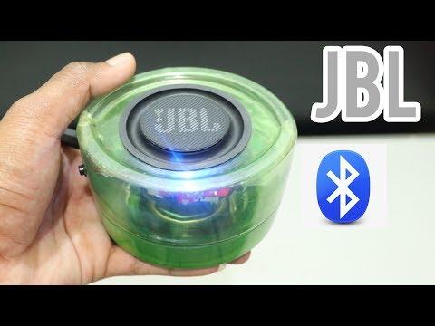 How to Make a Bluetooth Speaker Using JBL Passive Radiator | Mini Boombox Speaker